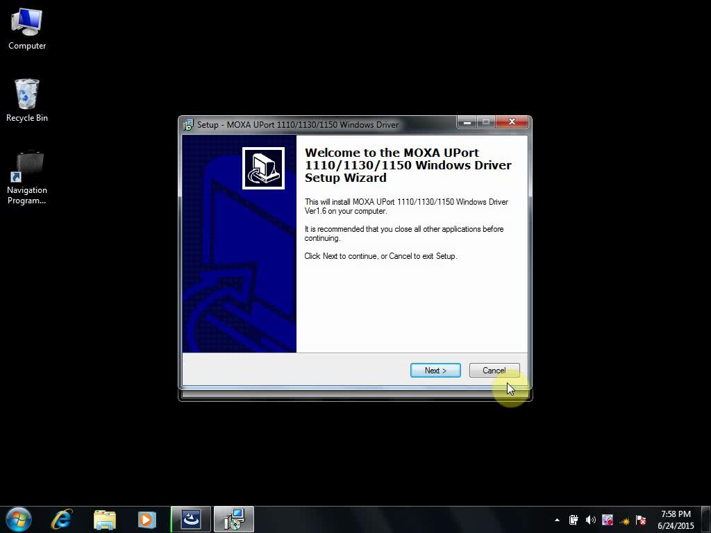 Moxa uport 1110 драйвер windows xp