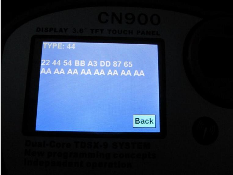 CN900-key-programmer-write-W140-chip-2