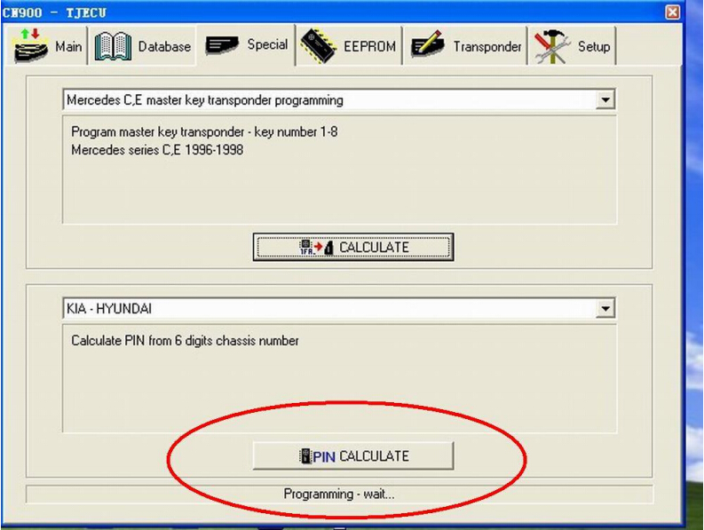 CN900-key-programmer-write-W140-chip-5
