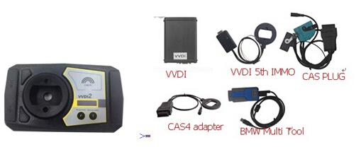 VVDI2-BMW-cas4-key