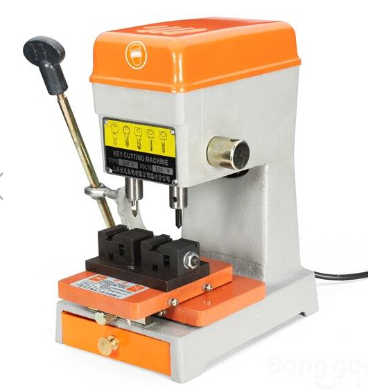 368a-key-cutting-duplicated-machinelocksmith-tools-200w-key-machine