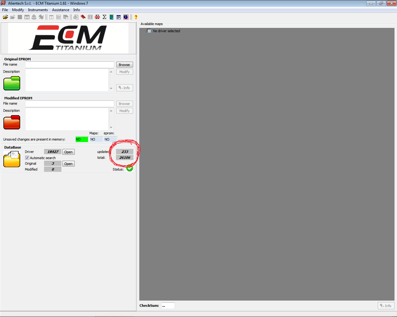 Ecm titanium windows 10