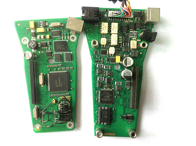 Nissan Consult 3 -pcb