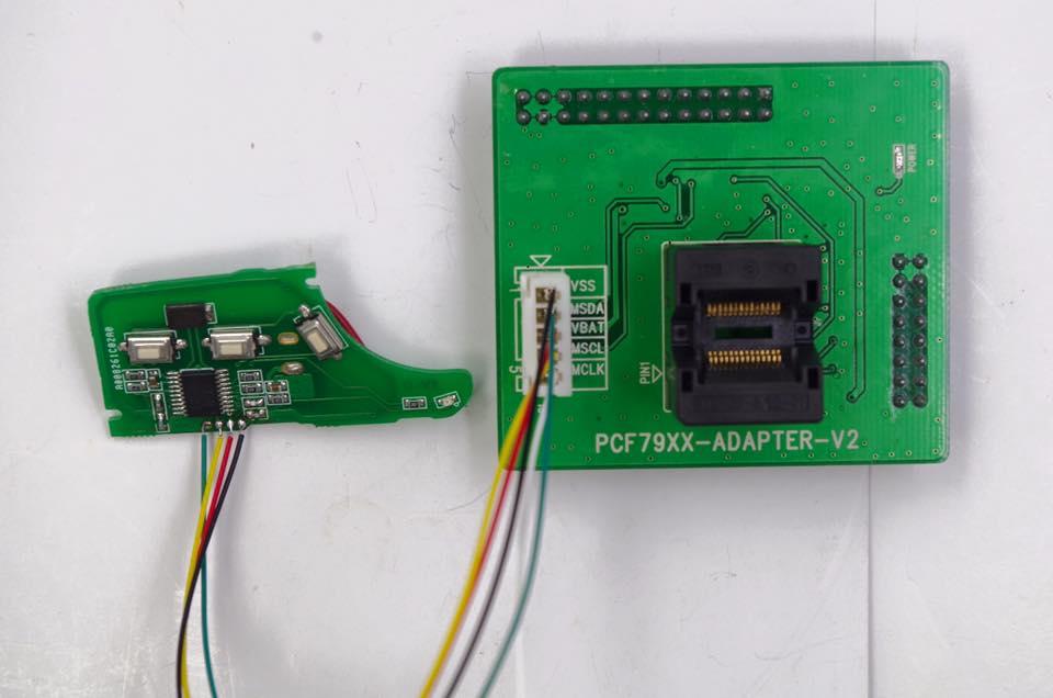 Vvd pro NXP adapter-02