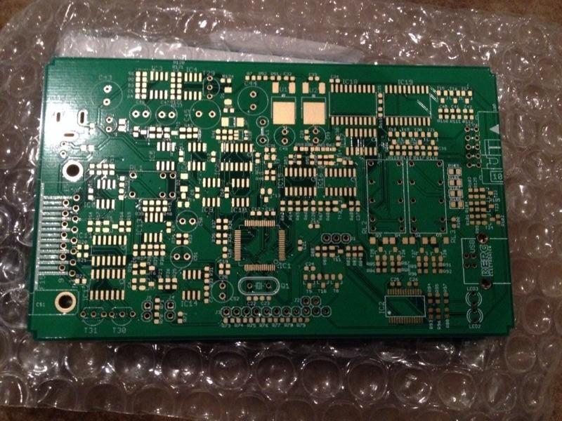 euro clone pcb board