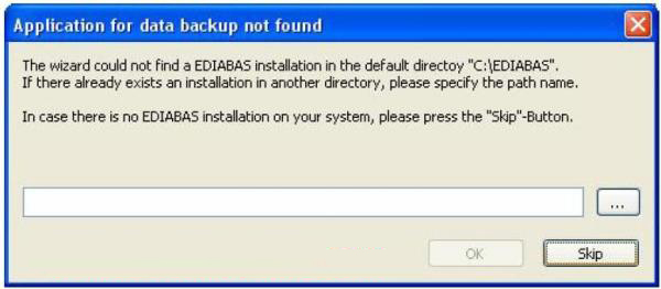 BMW INPA Ediabas software and setup instruction step15
