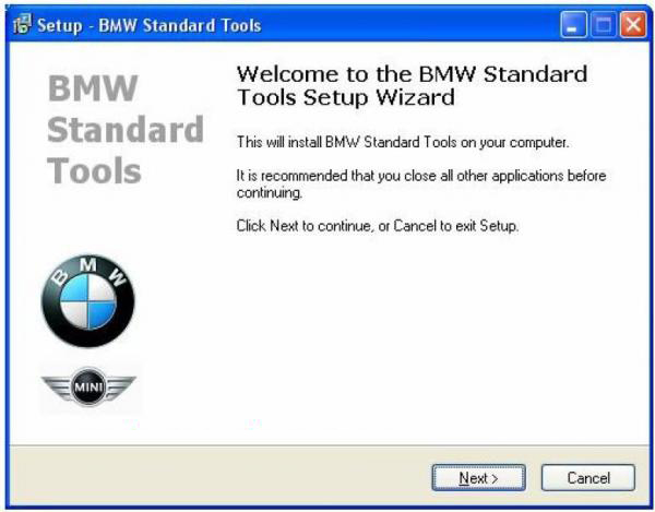 BMW INPA Ediabas software and setup instruction step2