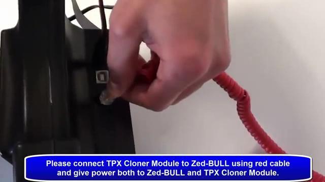 Cloning 4D transponder using Zed-BULL & TPX Cloner Module-01