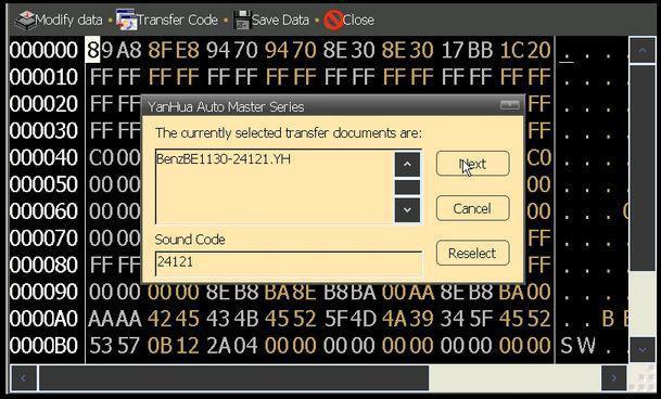 Mercedes Benz audio decoding3