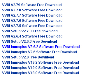 VVDI VAG 2.8.0 Free Download