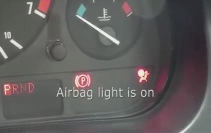airbag-reset-on