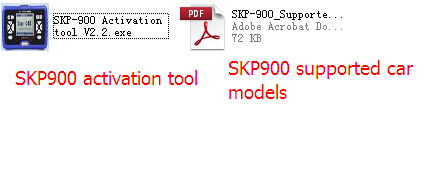 skp900 activation tool