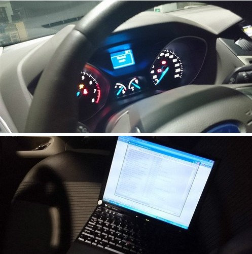 reveal ford focus hidden functions with elm327 scanner reveal ford focus hidden functions with
