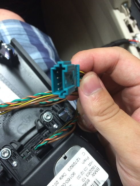 Install Nbt Idrive For Bmw F Seriesenet Cable Bmw