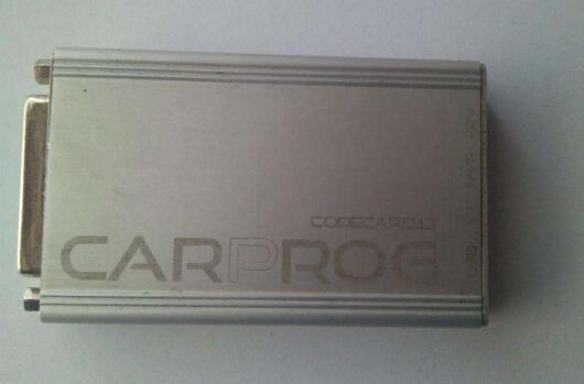 carprog-unit