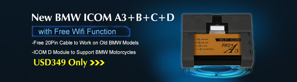 BMW ICOM A3