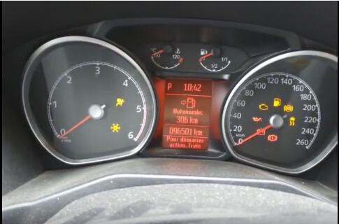 SKP900 adds Ford Mondeo 2008 smart key 10