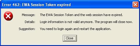 Error-462-EWA