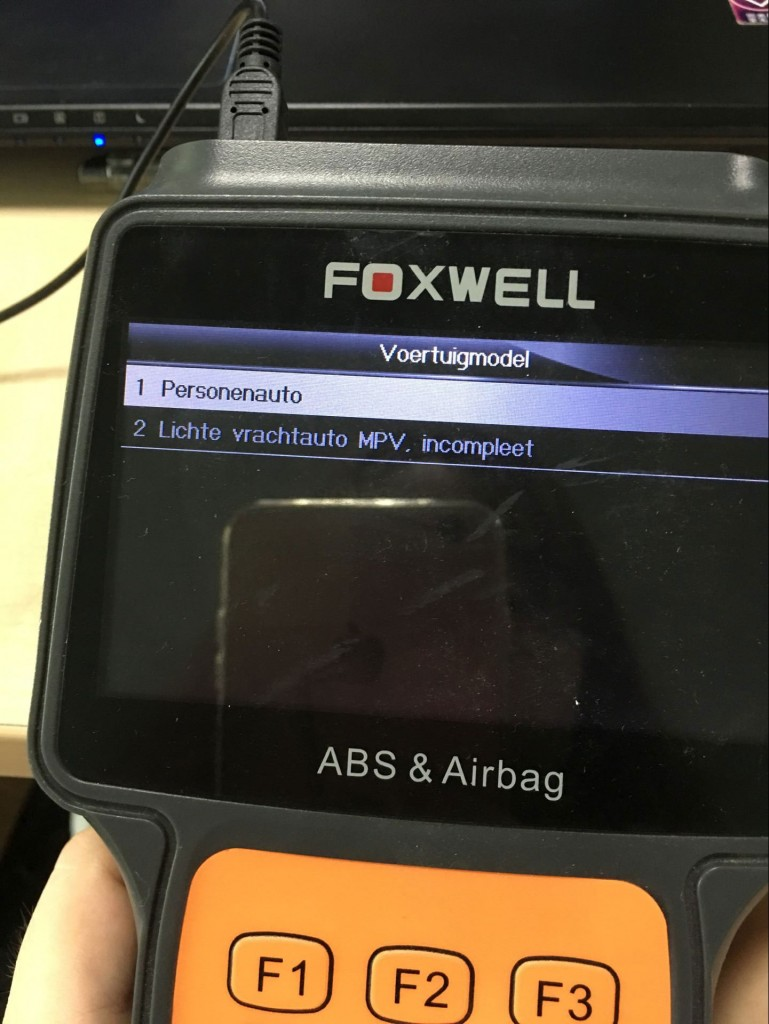Foxwell-NT630-reset airbag-GMC-2005 (6)