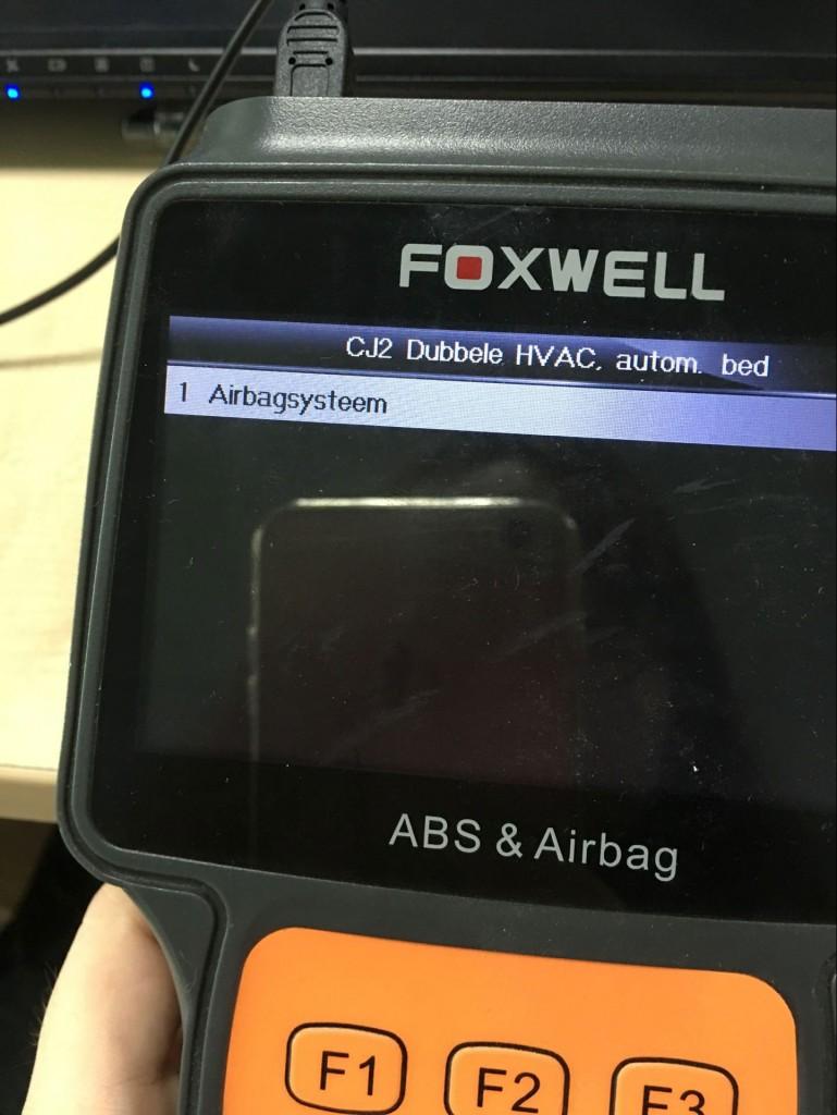 Foxwell-NT630-reset airbag-GMC-2005 (7)