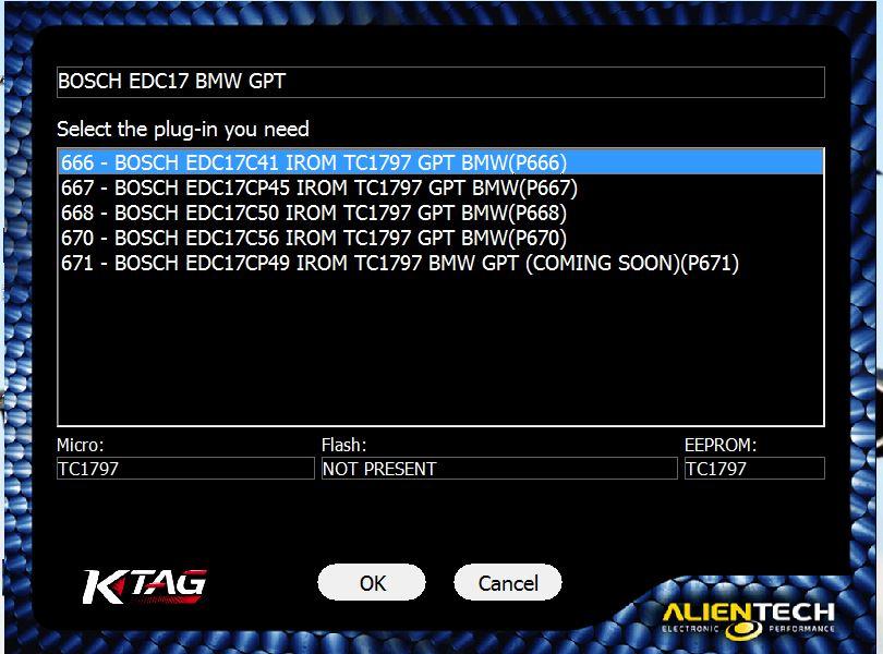 ktag 2.11 bosch edc17 bmw gpt-14