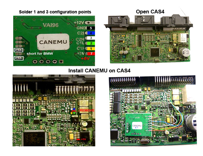 CANEMU-can-filter-wiring-for-BMW-CAS4