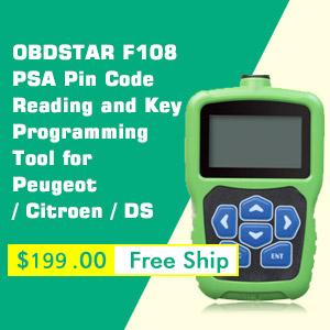 OBDSTAR F108