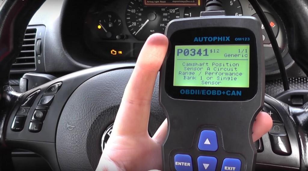 Autophix-om123-BMW-engine-fault-5