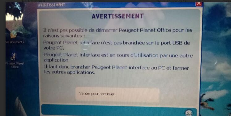 Lexia-PP2000-install-error