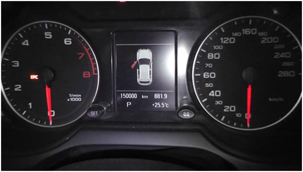 OBDSTAR X300 PRO3 Mileage Adjustment on Audi Q5 2010 | | Car Key Programmer