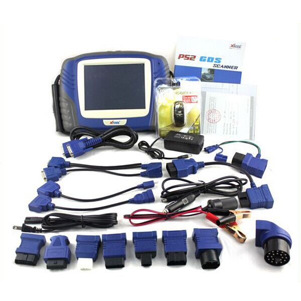 XTOOL-PS2-GDS-Gasoline-Bluetooth-Diagnostic-Tool