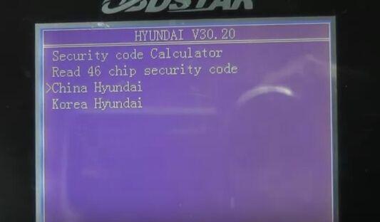 OBDSTAR-X300-PRO3-program-Hyundai-Santa-Fe-key-4