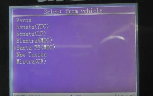 OBDSTAR-X300-PRO3-program-Hyundai-Santa-Fe-key-5