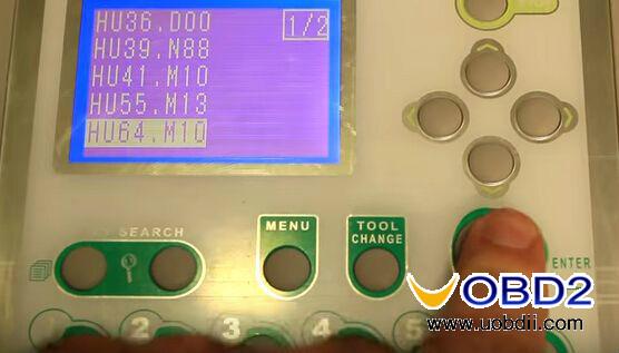 v8-x6-key-cutting-machine-cut-mercedes-hu64-8