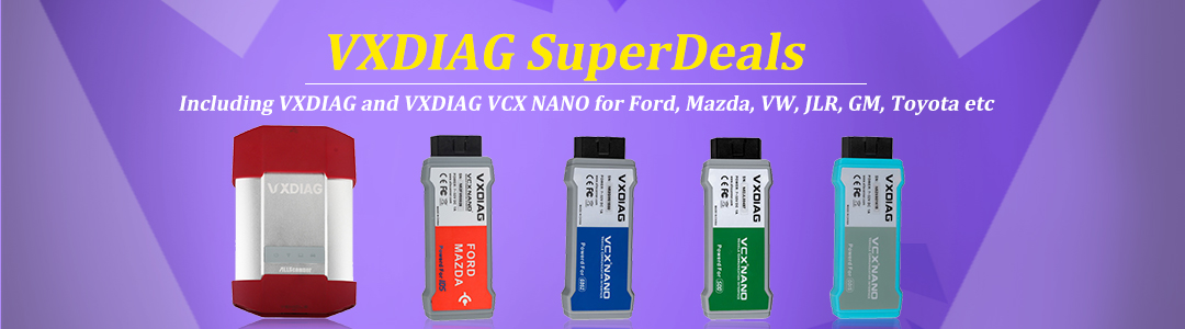 VXDIAG SuperDeals