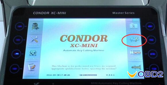 condor-xc-mini-cut-vw-touareg-hu66-key-1