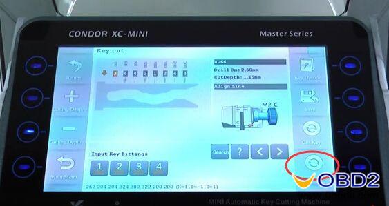 condor-xc-mini-cut-vw-touareg-hu66-key-10