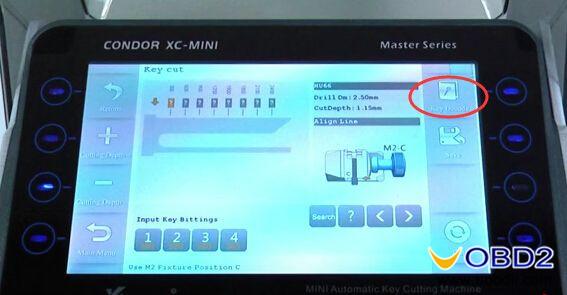 condor-xc-mini-cut-vw-touareg-hu66-key-8