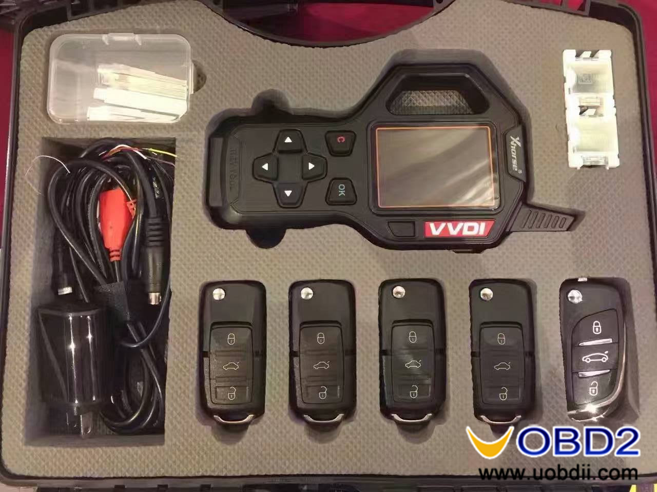 Xhorse Vvdi Key Tool With Multi