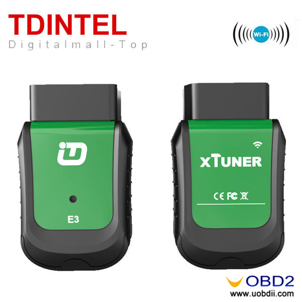 Xtuner E3 Wifi Diagnostic Tool Replace Vpecker Easydiag