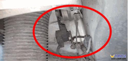 autel-ds708-mercedes-s430-airmatic-suspension-1