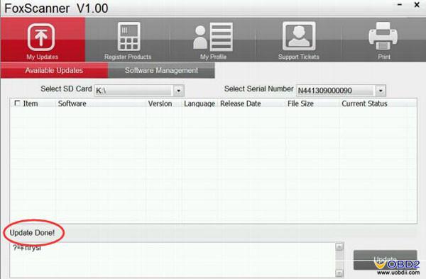 Fowwell-GT80-MINI-Scanner-Registration-Update-User-Manual-11