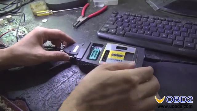 插入式适配器 - 到 - VVDI-PRO-08