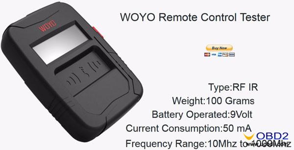 WOYO-Remote-Control-Tester-9
