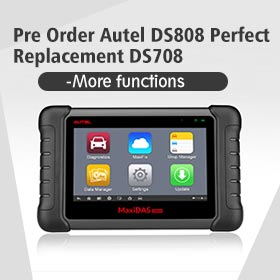 Autel DS808 Diagnostic Tool