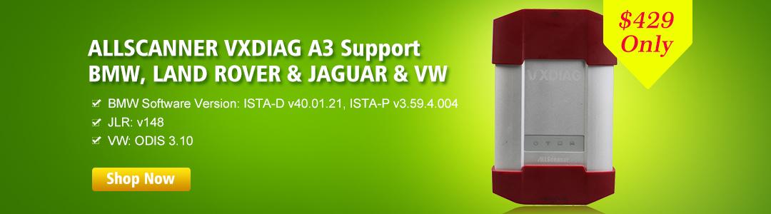 Allscanner VXDIAG A3