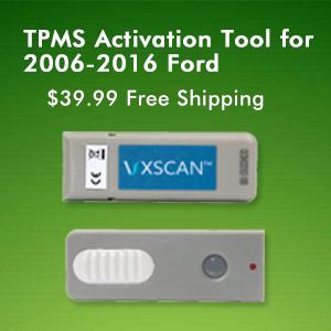 VXSCAN Ford TPMS Tool