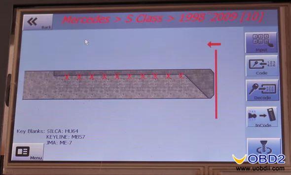 sec-e9-key-cutting-machine-cut-mercedes-s-class-hu64-key-5