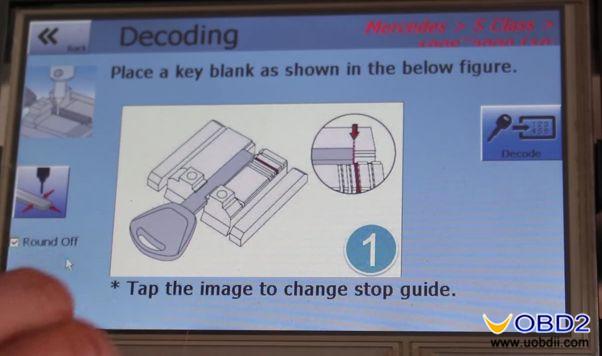 sec-e9-key-cutting-machine-cut-mercedes-s-class-hu64-key-6