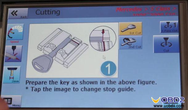 sec-e9-key-cutting-machine-cut-mercedes-s-class-hu64-key-8